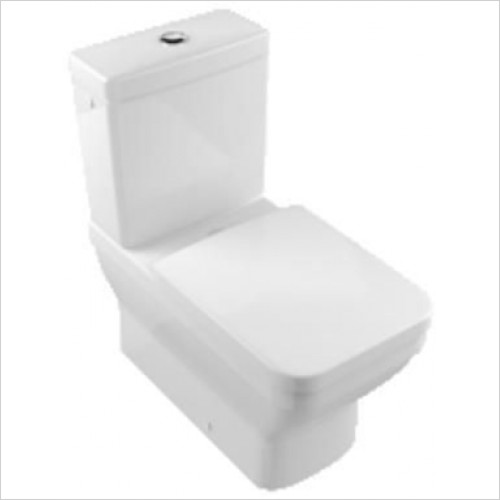 Villeroy & Boch - Architectura Close Coupled Back To Wall WC