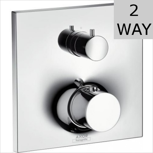 Hansgrohe - Axor Massaud Concealed Thermostatic Valve With Diverter