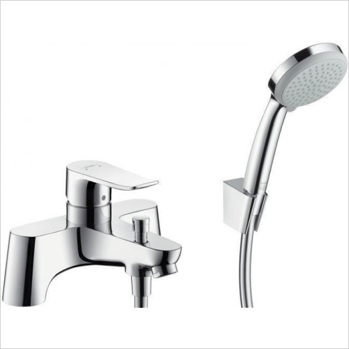 Hansgrohe - Metris Low Pressure Bath Shower Mixer