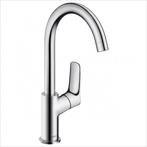 Hansgrohe - Logis 210 Basin Mixer With Swivel Spout