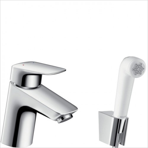 Hansgrohe - Logis Bidette Hand Shower With Basin Mixer