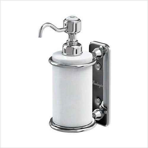 Burlington - Single Soap Dispenser