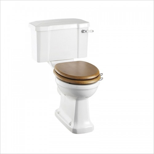 Burlington - Close Coupled / Mid Level Toilet