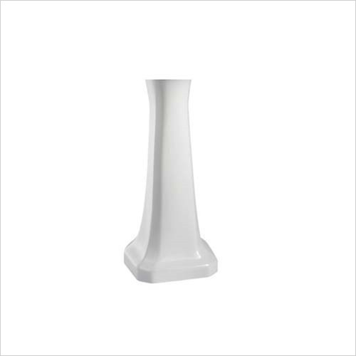 Burlington - Regal Tall Square Pedestal