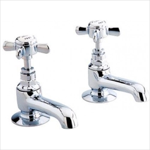 Burlington - Stafford Basin Pillar Taps