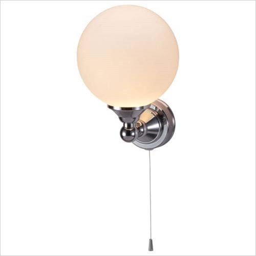 Burlington - Single Light Round Globe