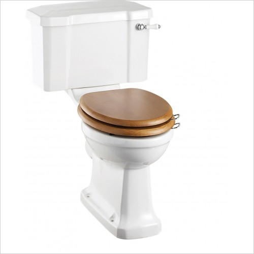 Burlington - Close Coupled Toilet