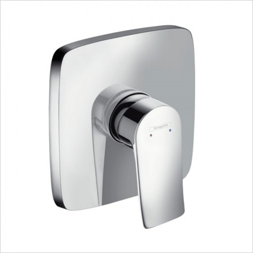 Hansgrohe - Metris Square Concealed Shower Mixer