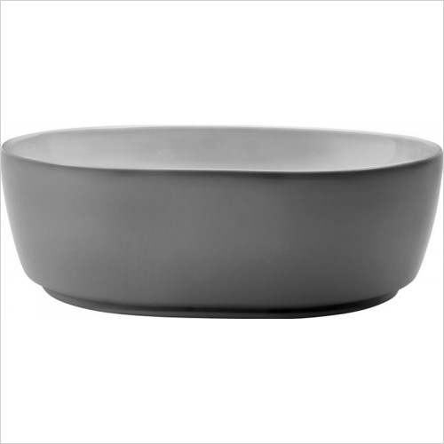 Crosswater - Pearl Counter Basin 450 x 350mm, No Overflow