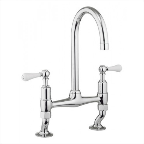 Crosswater - Belgravia Lever Kitchen Mixer