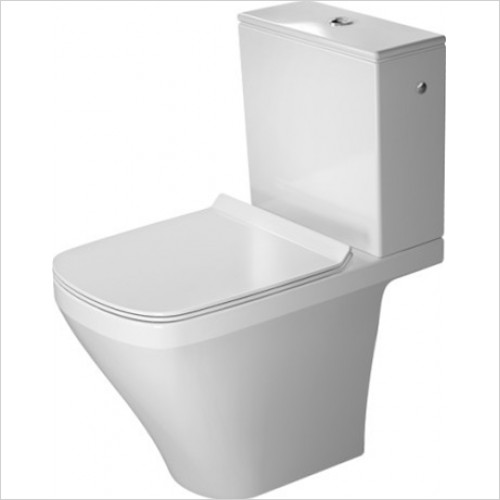 Duravit - DuraStyle Toilet Close Coupled