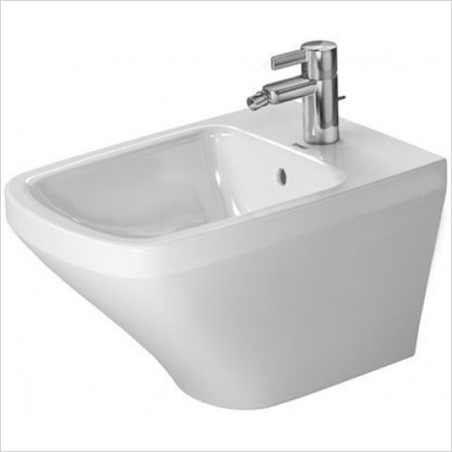 Duravit - DuraStyle Bidet Wall Mounted 540mm Durafix 1TH