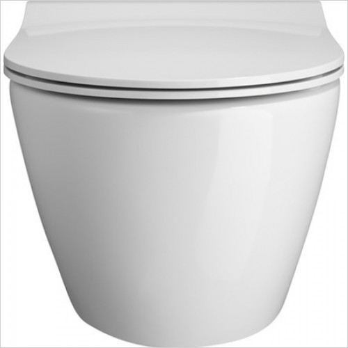 Crosswater - Svelte Wall Hung Toilet