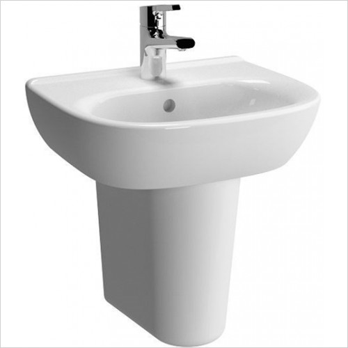 Vitra - Zentrum Washbasin 450 x 370mm