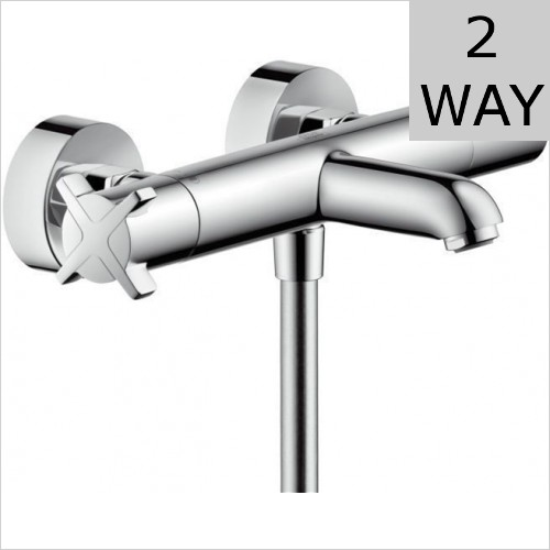 Hansgrohe - Axor Citterio E Thermostatic Bath Shower Mixer