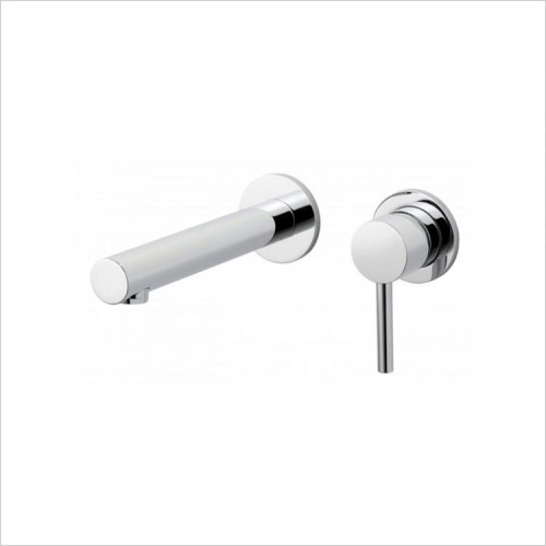 Vado - Zoo Wall Mounted Basin Mixer