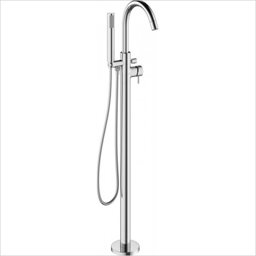 Crosswater - MPRO Bath Shower Mixer Floorstanding