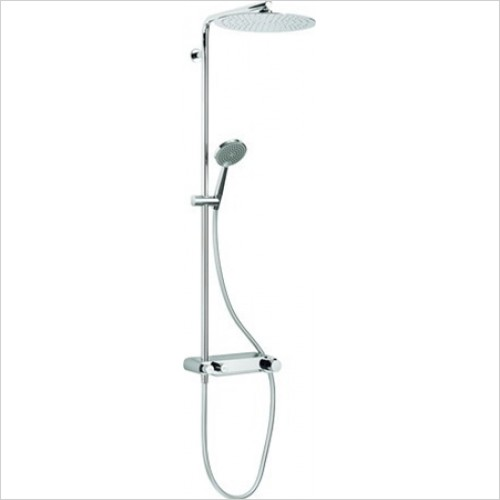 Crosswater - Ethos Multi Function Exposed Thermostatic Shower Kit