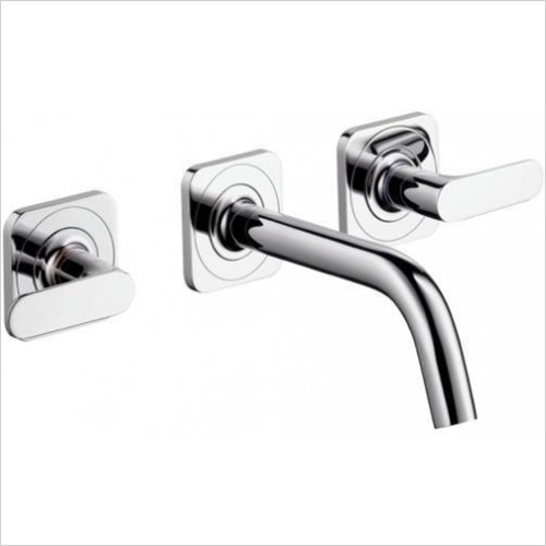 Hansgrohe - Axor Citterio M Wall Mounted Basin Mixer Without Plate