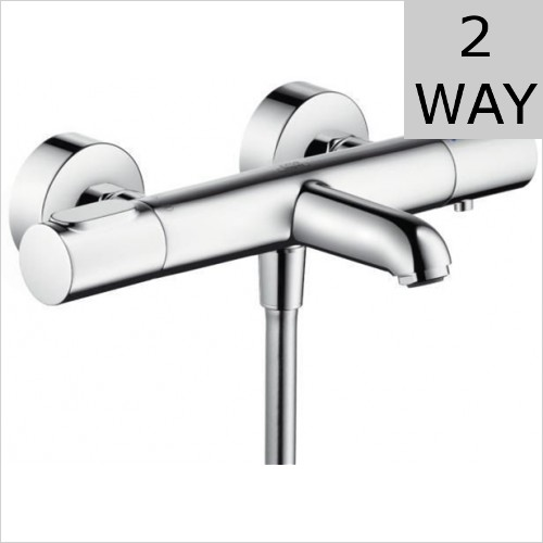 Hansgrohe - Axor Citterio M Exposed Thermostatic Bath Shower Mixer