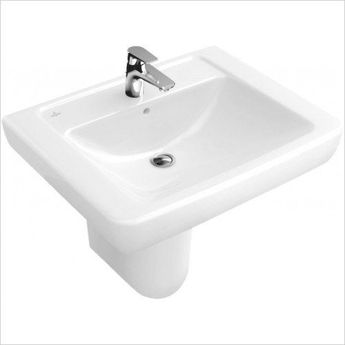 Villeroy & Boch - Soho Washbasin 600 x 470mm