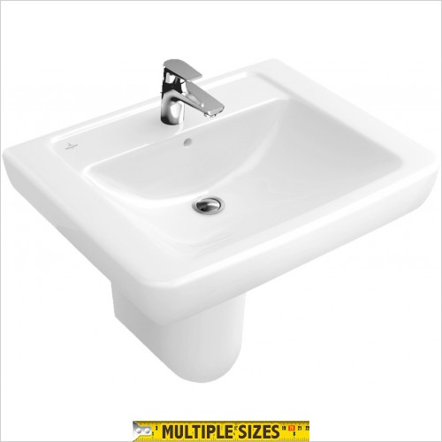 Villeroy & Boch - Subway Washbasin 600 x 470mm
