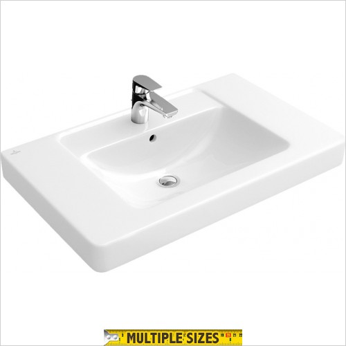 Villeroy & Boch - Subway Vanity Basin 800 x 485mm