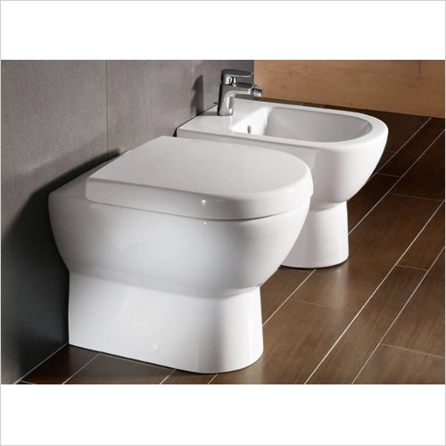 Villeroy & Boch - Soho Back To Wall WC
