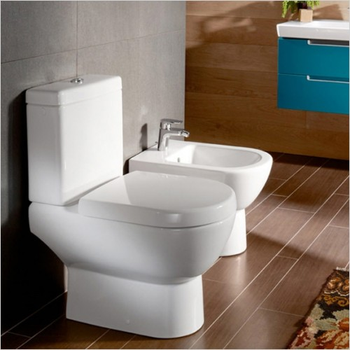 Villeroy & Boch - Subway Close Coupled WC