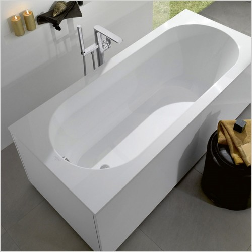 Villeroy & Boch - Soho Single Ended Quaryl Bath 1700 x 750mm