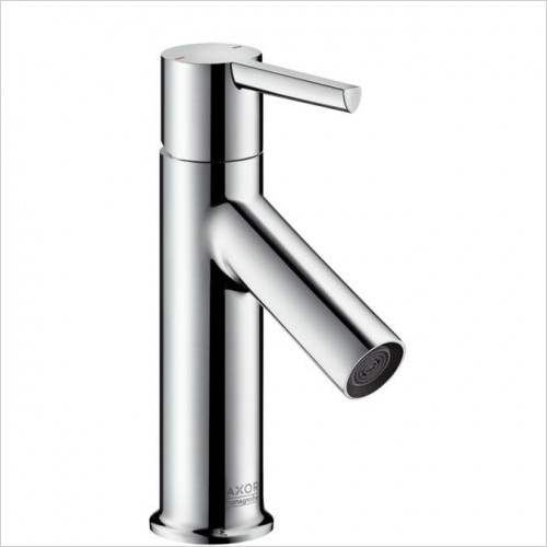 Hansgrohe - Axor Starck Single lever basin mixer 80 with pop-up waste