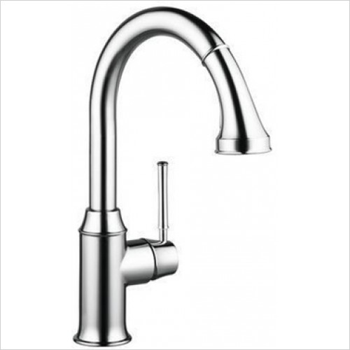 Hansgrohe - Talis Classic Kitchen Mixer With Pull Out Spray