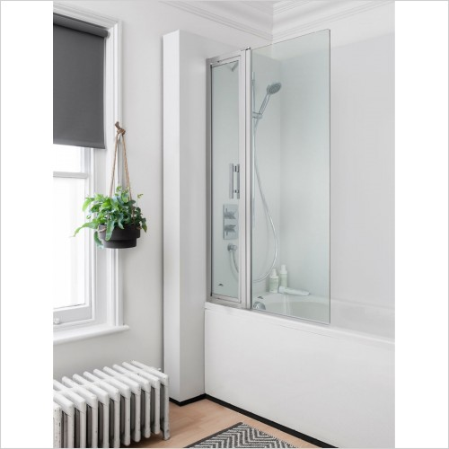 Crosswater - Click Easy Reach Double Bath Screen Pivot