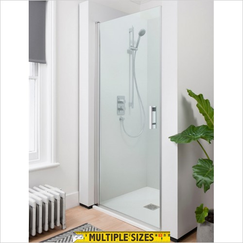 Crosswater - Click Hinged Door - 800mm