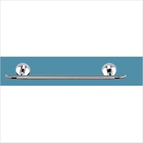 Bisque Radiators - Magnetic Towel Rail Width 432mm