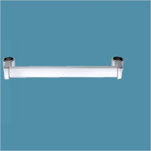Bisque Radiators - Classic Towel Bar 368mm