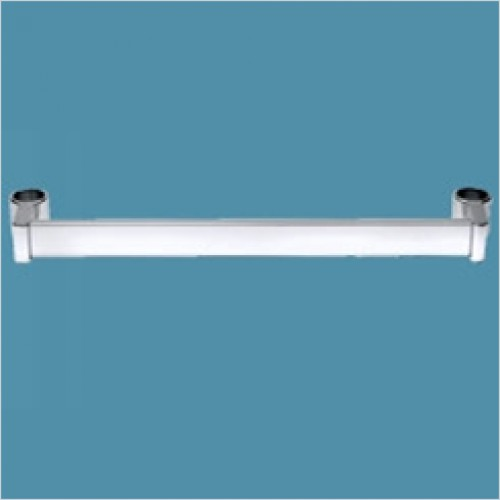 Bisque Radiators - Classic Towel Bar 918mm