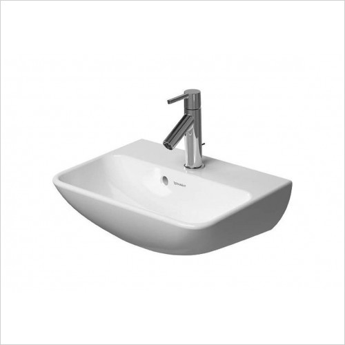 Duravit - ME By Starck Handrinse Basin 450mm, 1 Tap Hole