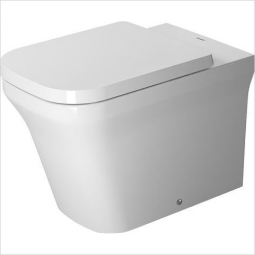 Duravit - P3 Comforts Back To Wall Toilet