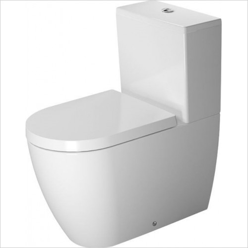 Duravit - ME By Starck Toilet Close Coupled Back To Wall