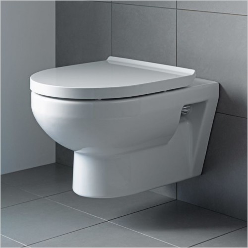 Duravit - DuraStyle Basic Toilet Wall Mounted Rimless