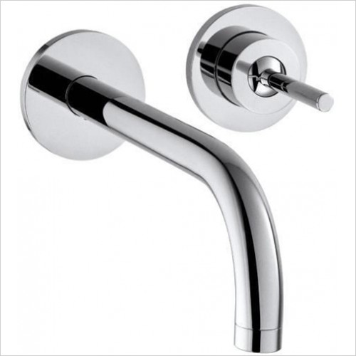 Hansgrohe - Axor Uno2 Wall Mounted Basin Mixer Without Plate