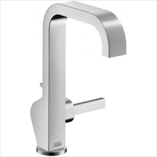 Hansgrohe - Axor Citterio Side Lever Basin Mixer With High Spout