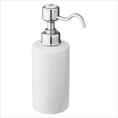 Burlington - Soap Dispenser For Countertop Or Taphole Fitting