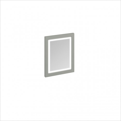 Burlington - Framed LED Mirror - 600 x 750mm