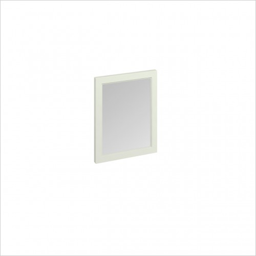 Burlington - Framed Mirror - 600 x 750mm