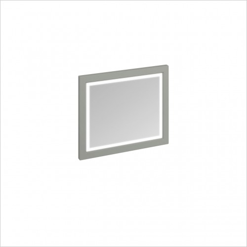 Burlington - Framed LED Mirror - 900 x 750mm