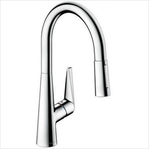 Hansgrohe - Talis S Kitchen Mixer 200 Pull Out Spray