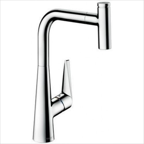 Hansgrohe - Talis Select S Kitchen Mixer 300 Pull Out
