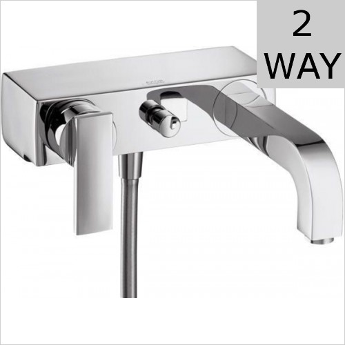 Hansgrohe - Axor Citterio Exposed Single Lever Bath Shower Mixer